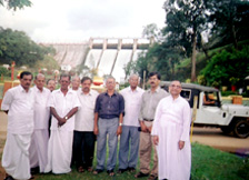Joint Executive Committee meeting of CFF and CWA held at Peechi on 27th August 2004